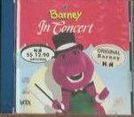 Barney in Concert HVN VCD