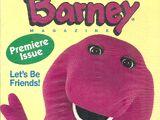 Barney Magazines