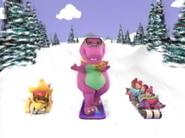 Barney's 1-2-3-4 Seasons