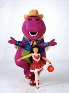 BarneyhalloweenpartySALAK
