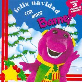 3. Feliz Navidad con amor Barney (1998).jpg