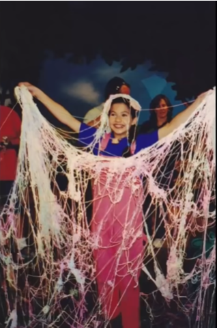 Hannah Covered in Silly String.PNG