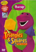 Triangles & Squares Fun Shapes
