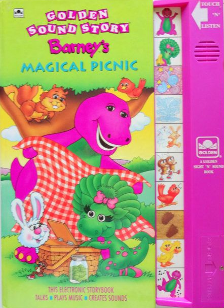 Barney's Magical Picnic