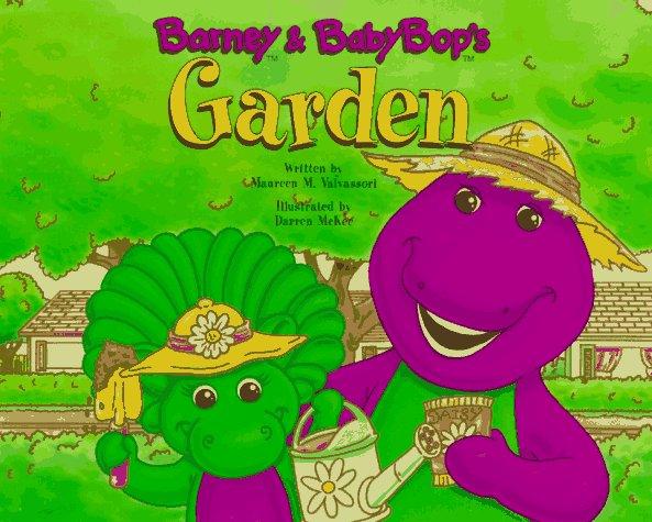Barney & Baby Bop's Garden