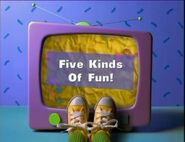 Five Kinds of Fun!