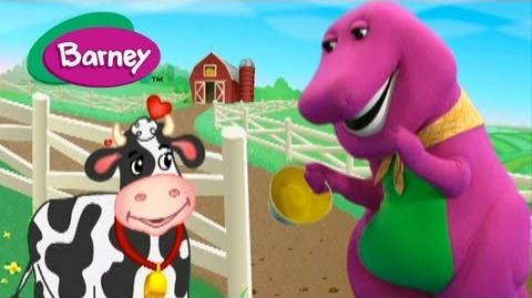 Barney- Old MacDonald Had A Farm