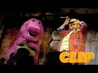 Advertisement for A Day in the Park with Barney 💜💚💛 - CLIP - SUBSCRIBE