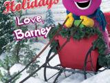 Happy Holidays Love, Barney
