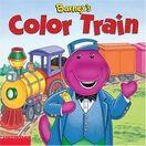 Barney Color Train