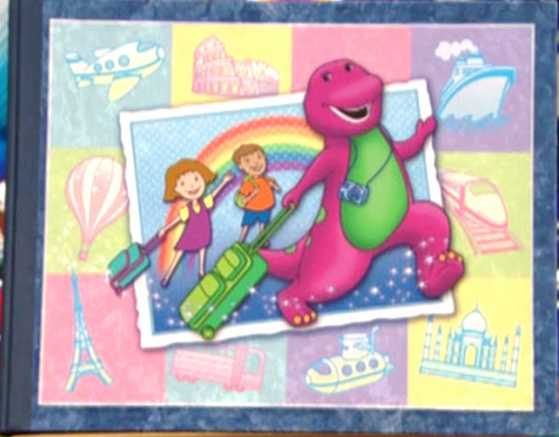 Barney's Travel Book
