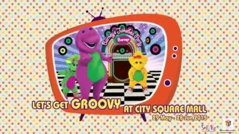 Let's Get Groovy at City Square Mall!