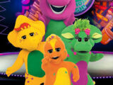 Barney Live in Concert - Birthday Bash!