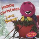 Happy Holidays Love Barney UK CD