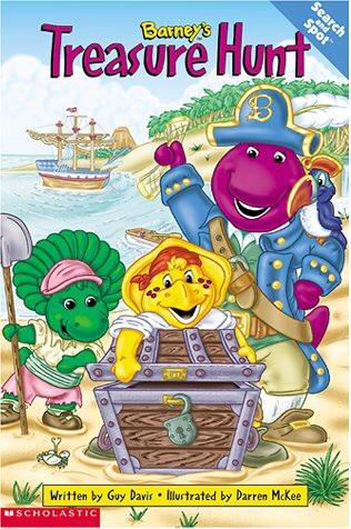 Barney's Treasure Hunt