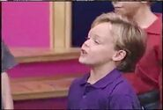 Stephen in Talent Show