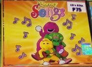 Barneysongs Phulipines VCD