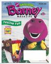 Barney Magazine - Festive Fun