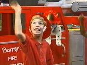 Michael as a firefighter.jpg