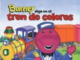 Barney's Color Train