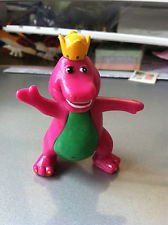 Barney Cake Decorator Party Favor