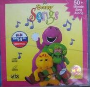BarneySongs HVN VCD
