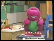 Barney the Dinosaur Outtakes - Morphing is Hard (You've Got to Have Art - S6E06)