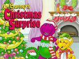 Barney's Christmas Surprise