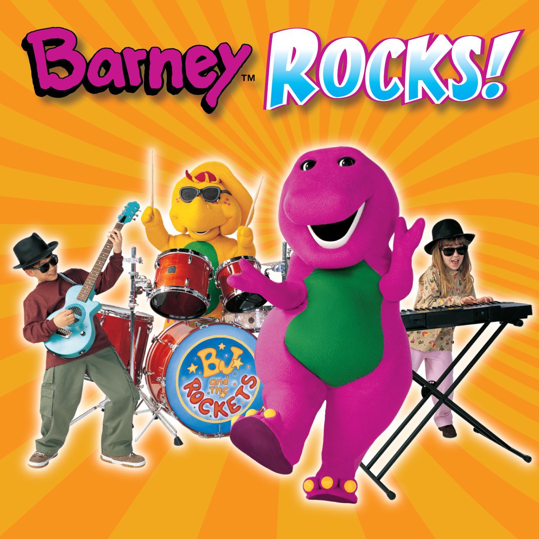 Barney Rocks!