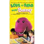 Love to Read, with Barney