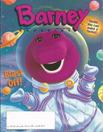 Barney Magazine - Blast Off!
