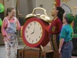 "The Big Red Clock That Lost Its ""Tick Tock"""