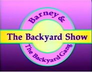The Backyard Show