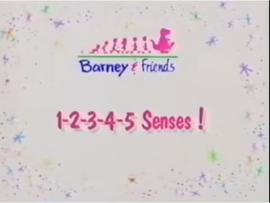 12345 Senses Title Card.PNG