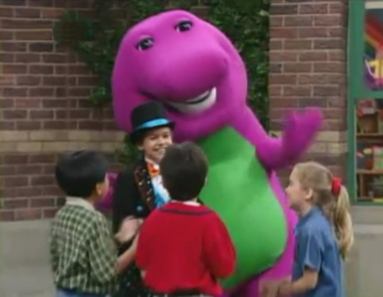 Good Job Barney Wiki Fandom