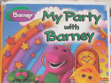 My Party with Barney