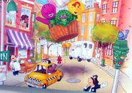 Barney's Big Balloon