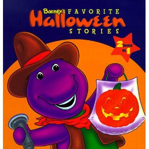 Barney's Favorite Halloween Stories