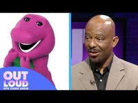David Joyner On Playing 'Barney' for 10 Years & Tantric Energy! - Out Loud With Claudia Jordan