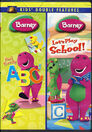 10162785-0-barney now i know my abcslets play school double feature-dvd f