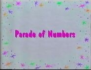 Parade of Numbers (UK)