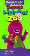 Barney's Alphabet Zoo