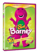 The Thai DVD Released of The Best of Barney