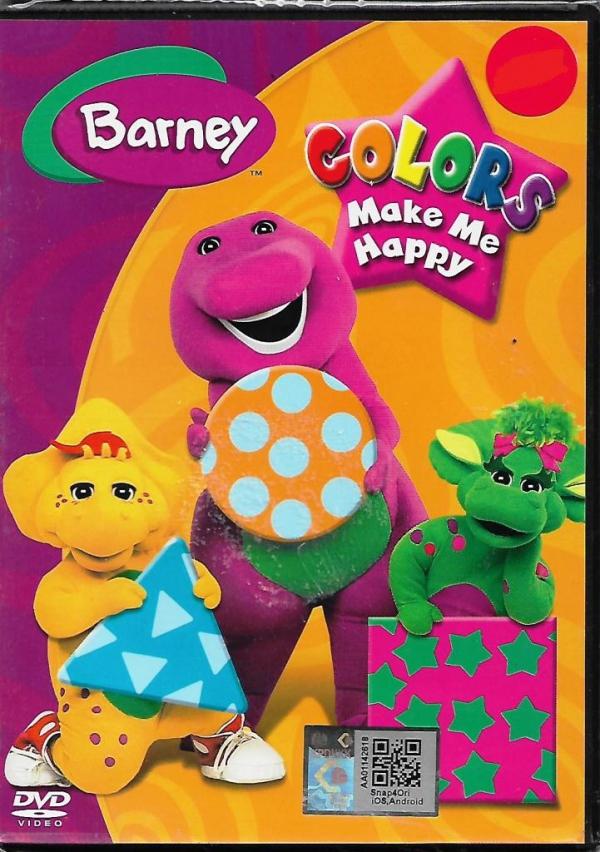 Colors Make Me Happy (video)