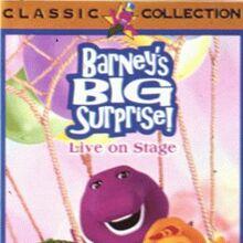 Barney S Big Surprise Barney Wiki Fandom