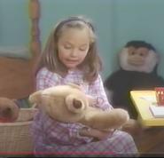Becky's teddy