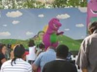 Barney's Purple Park Tour