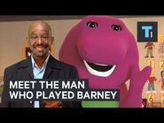 What It's Like To Play Barney For 10 Years