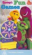 Barneys-Fun-Games-Vhs-Australia