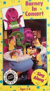 Barney concert